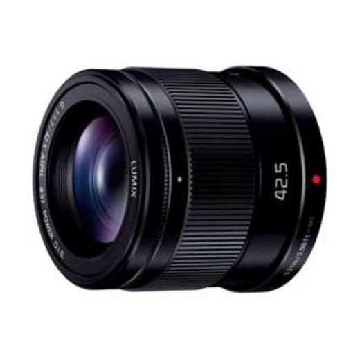 【全品ポイント5倍 8/4 20:00~8/9 01:59】パナソニック H-HS043-K 交換用レンズ LUMIX G 42.5mm F1.7 ASPH. POWER O.I.S.
