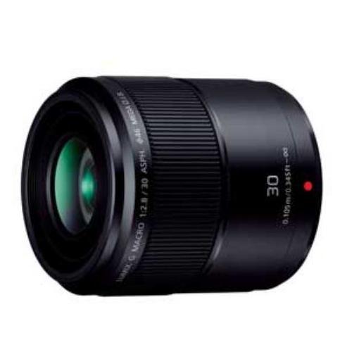 パナソニック H-HS030 交換用レンズ LUMIX G MACRO 30mm F2.8 ASPH. MEGA O.I.S.