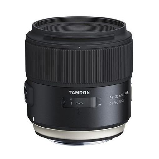 タムロン 交換用レンズ SP 35mm F1.8 Di VC USD(キヤノン用)