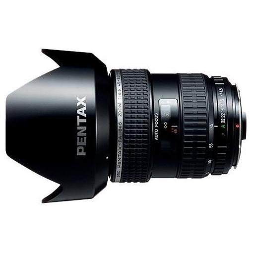 ペンタックス 交換用レンズ smc PENTAX-FA645 45-85mmF4.5