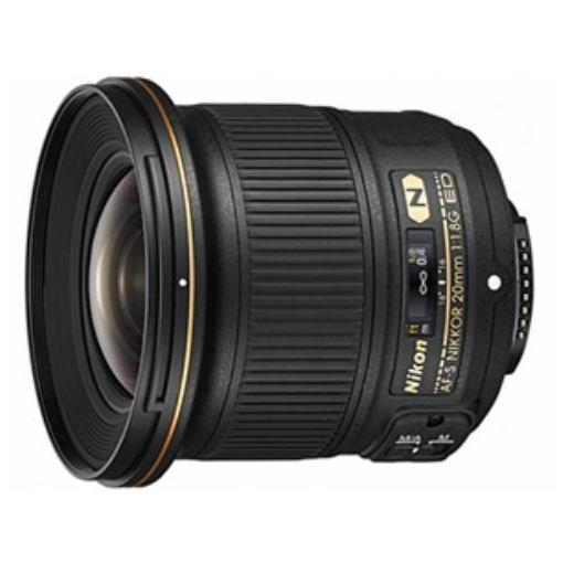 ニコン AF-S NIKKOR 20mm f/1.8G ED 単焦点レンズ