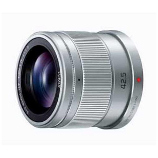 パナソニック H-HS043-S 交換用レンズ LUMIX G 42.5mm F1.7 ASPH. POWER O.I.S.