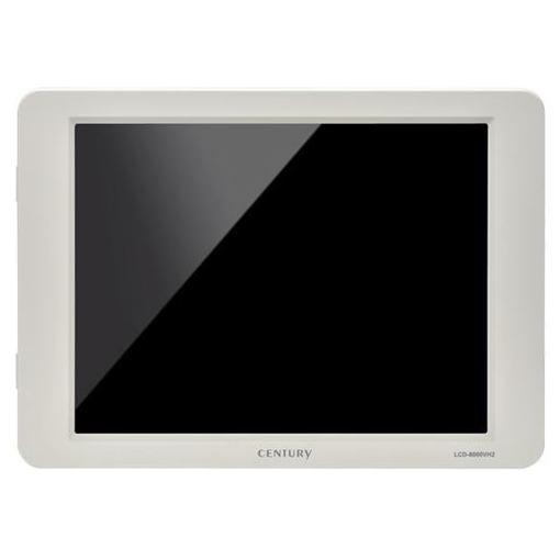 センチュリー LCD-8000VH2W 8インチHDMIマルチモニター plus one HDMI グレイッシュホワイト
