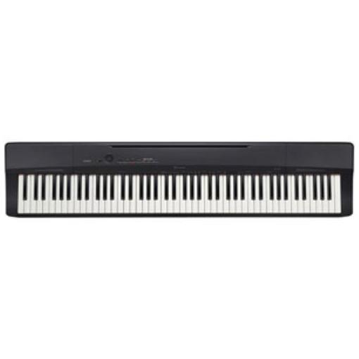 カシオ PX-160-BK 電子ピアノ 「Privia(プリヴィア)」 ソリッドブラック調