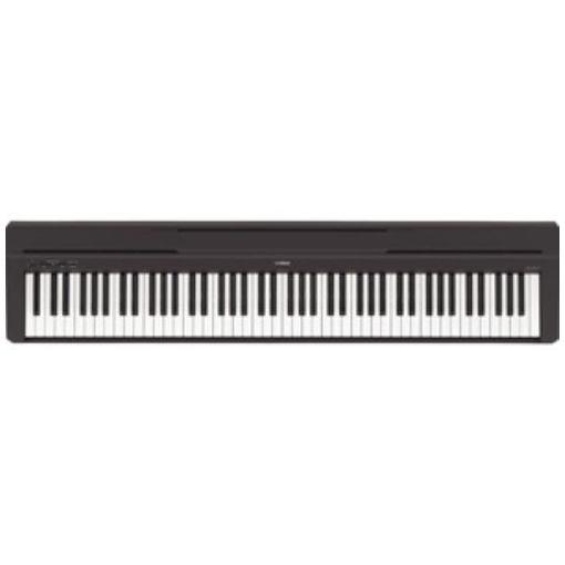 ヤマハ P-45B 電子ピアノ Pシリーズ 88鍵 ブラック