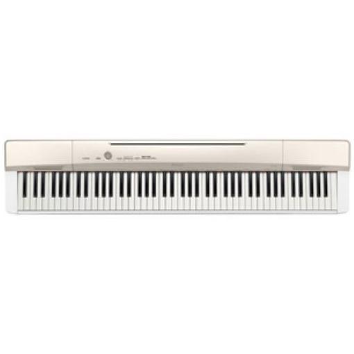 カシオ PX-160-GD 電子ピアノ 「Privia(プリヴィア)」 シャンパンゴールド調