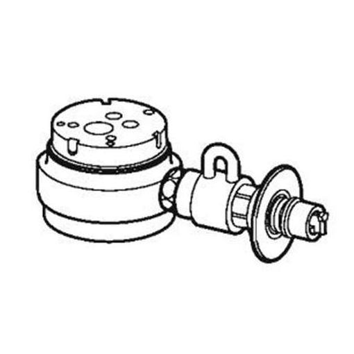 パナソニック CB-SSH8 食器洗い乾燥機用分岐栓 Panasonic