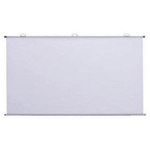 キクチ科学研究所 KPV-100HDW 100インチ 壁掛スクリーン(ハイビジョンサイズ/ホワイトマット)