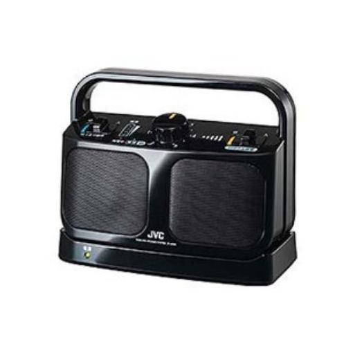JVC SP-A850-B テレビ用ワイヤレススピーカーシステム 「みみ楽」 ブラック