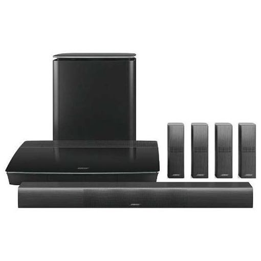 BOSE LIFESTYLE650BK 5.1ch ホームシアターシステム Bose Lifestyle 650 home entertainment system