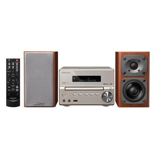 ケンウッド XK-330-N コンパクトHi-Fi システム ゴールド