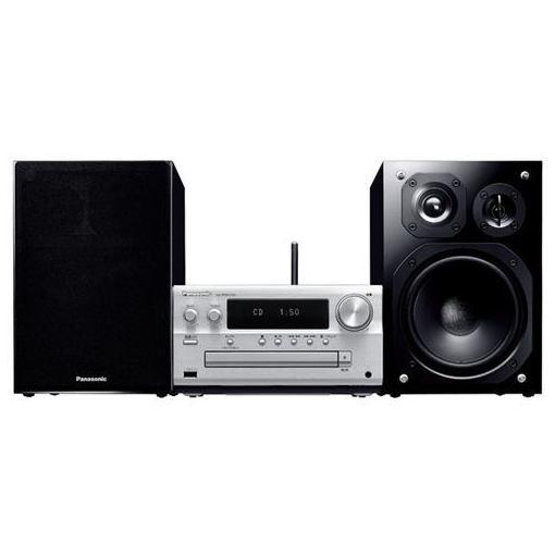 パナソニック SC-PMX150-S 【ハイレゾ音源対応】 CDステレオシステム シルバー