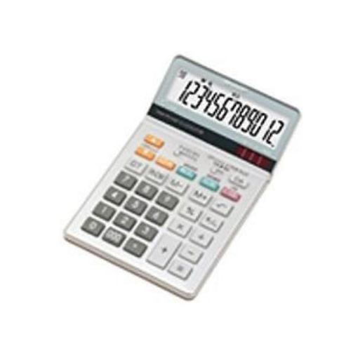 シャープ EL-N862X グラストップ調デザイン電卓(ナイスサイズタイプ)