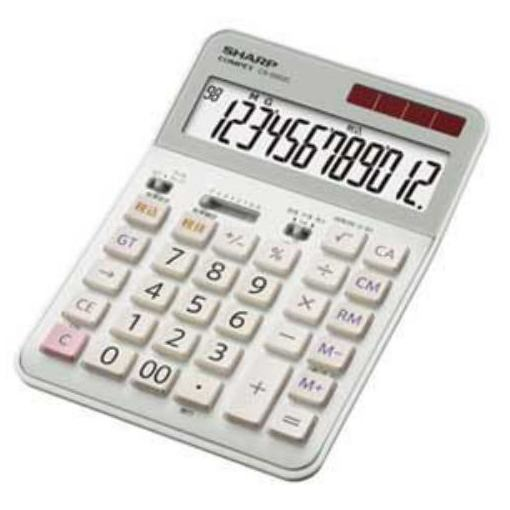 卓上電卓 12桁 CS-S952C-X