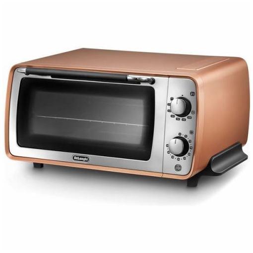デロンギ EOI407J-CP オーブントースター 「ディスティンタコレクション」(1200W)