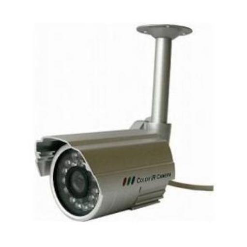 オーム電機 SC-70IR 赤外線防犯カラーカメラ 12Mタイプ