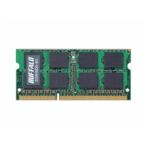 【ポイント10倍!】バッファロー D3N1600-8G 1600MHz DDR3対応 PCメモリー 8GB