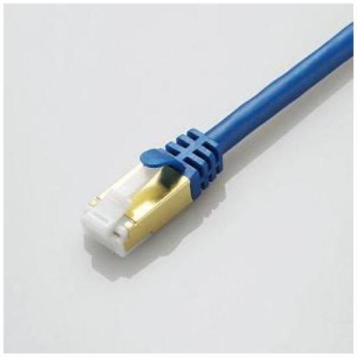 LANケーブル エレコム 0.5m Cat7 カテゴリー7 LD-TWST 低価格 BM05 買物 Cat7対応 ツメの折れないLANケーブル