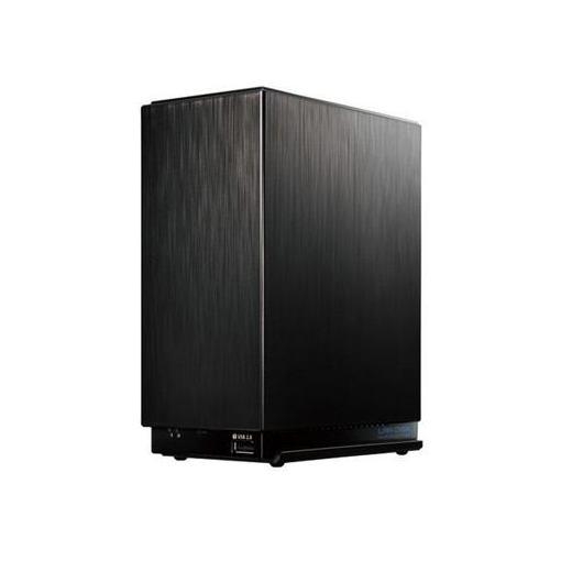 IOデータ HDL2-AA8 デュアルコアCPU搭載 NAS(ネットワークHDD) 8TB