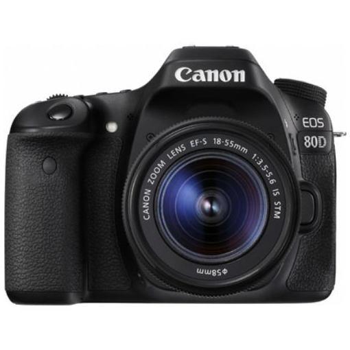 キヤノン EOS80D1855ISSTMLK デジタル一眼カメラ 「EOS 80D」EF-S18-55 IS STMレンズキット