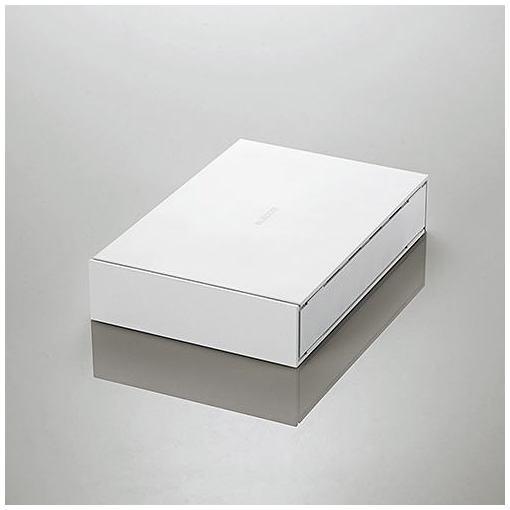 ロジテック ELD-ETV020UWH TV向け外付けハードディスク 2TB ホワイト