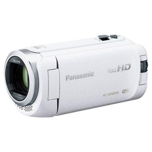 【全品ポイント10倍】パナソニック HC-W585M-W デジタルハイビジョンビデオカメラ ホワイト