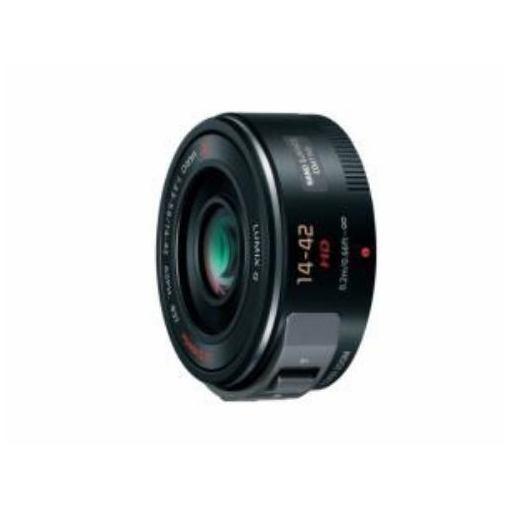 パナソニック カメラレンズ LUMIX G X VARIO PZ 14-42mm/F3.5-5.6 ASPH./ POWER O.I.S. マイクロフォーサーズマウント ブラック