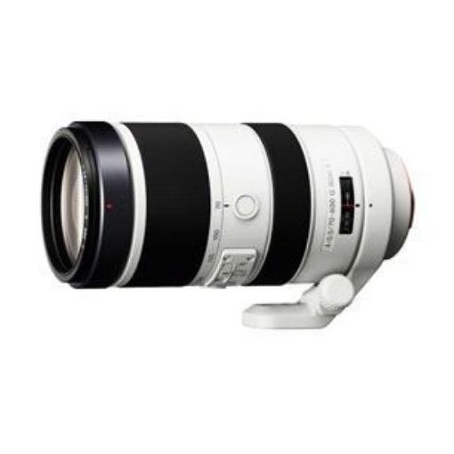 交換用レンズ Aマウント用(フルサイズ対応)70-400mm F4-5.6 G SSM II