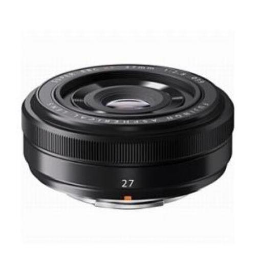 XF27mmF2.8 交換用レンズ XF 27mm F2.8 ブラック