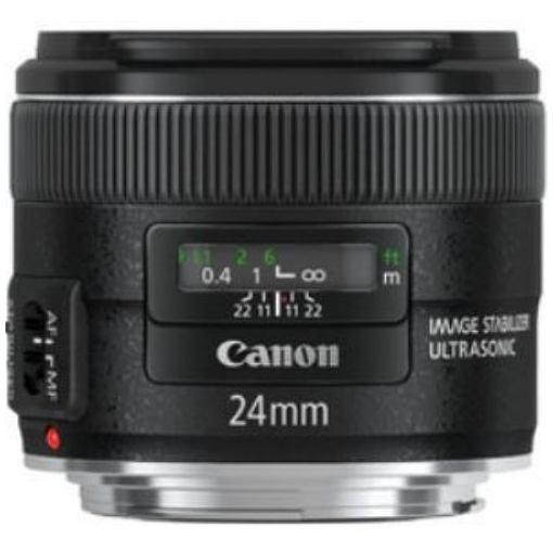 キヤノン EF2428IS 交換レンズ EF24mm F2.8 IS USM (キヤノンEFマウント)