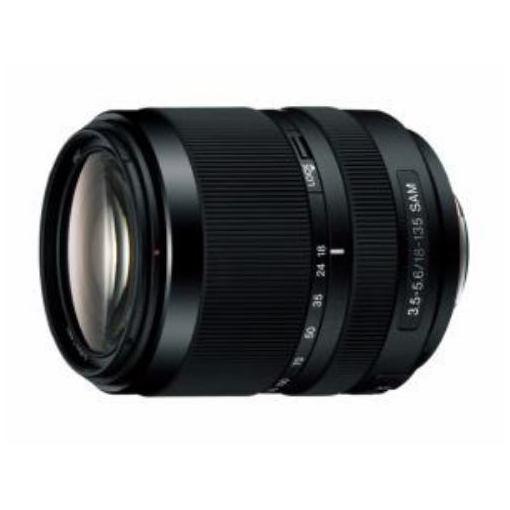 ソニー 交換レンズ DT 18-135mm F3.5-5.6 SAM