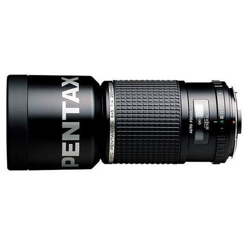 ペンタックス 交換用レンズ smc PENTAX-FA645 200mmF4 [IF]