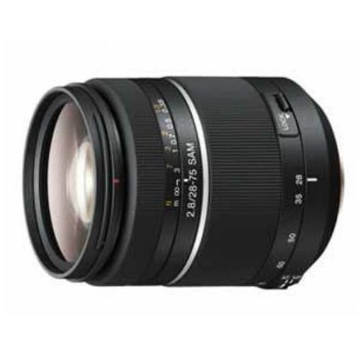 デジタル一眼カメラ α 用レンズ(28-75mm F2.8 SAM)