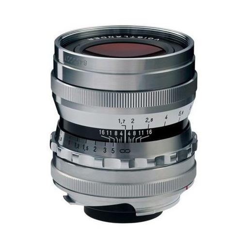 フォクトレンダー 交換用レンズ ULTRON 35mm F1.7 Vintage Line Aspherical VM SL シルバー