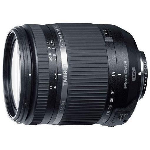 タムロン 交換用レンズ 18-270mm F3.5-6.3 DiII VC PZD TS B008TSN(ニコン用)