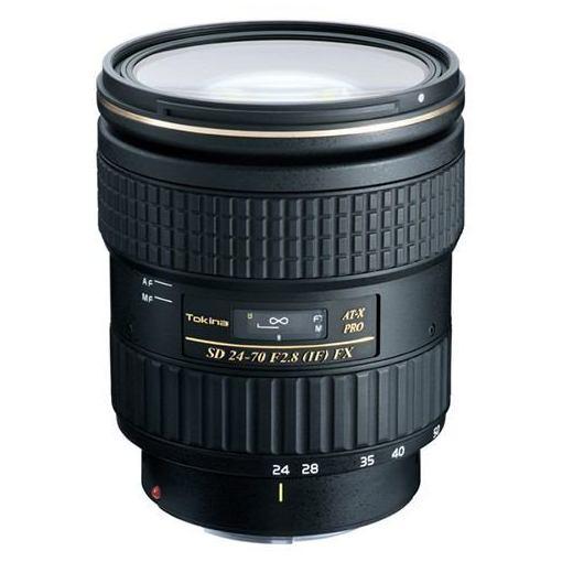 Tokina (トキナー) 交換用レンズ AT-X 24-70mm F2.8 PRO FX(キヤノン用)