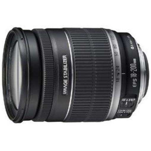 キヤノン 交換用レンズ EF-S18-200ISEF-S18-200IS