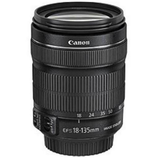 キヤノン 交換レンズ EF-S18-135mm F3.5-5.6 IS STM