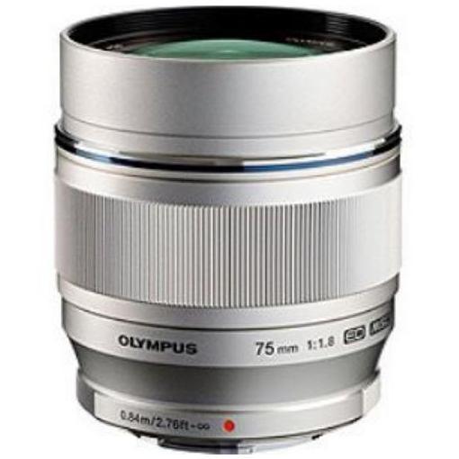 オリンパス 交換レンズ M.ZUIKO DIGITAL ED 75mm F1.8