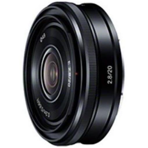 交換用レンズ Eマウント用 E 20mm F2.8