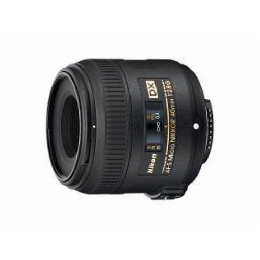 ニコン カメラレンズ AF-S DX Micro Nikkor 40mm f/2.8G ニコンFマウント APS-C用
