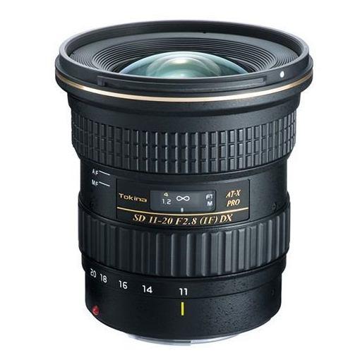 Tokina (トキナー) 交換用レンズ AT-X 11-20mm F2.8 PRO DX (キヤノン用)