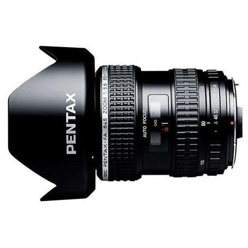 ペンタックス 交換用レンズ smc PENTAX-FA645 55-110mmF5.6