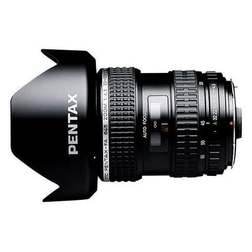 ペンタックス 交換用レンズ smc PENTAX-FA645 33-55mmF4.5AL
