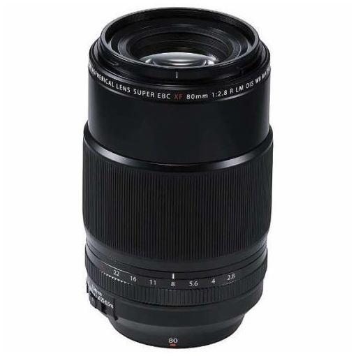 富士フイルム XF80MMF28RLMOISWR 交換用レンズ フジノン XF80mm F2.8 R LM OIS WR Macro