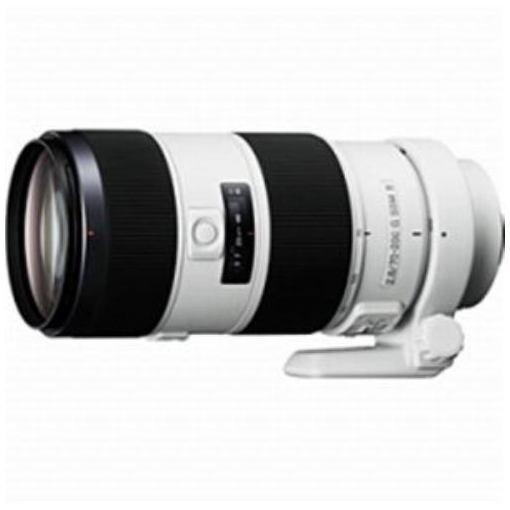 ソニー 交換レンズ 70-200mm F2.8 G SSM II (ソニーA(α)マウント)
