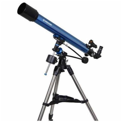 ミード EQM-70 天体望遠鏡MEADE(屈折式)