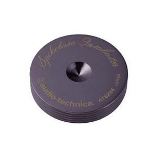 <title>販売実績No.1 インシュレーター オーディオテクニカ audio-technica AT6294 スパイクベースインシュレーター</title>
