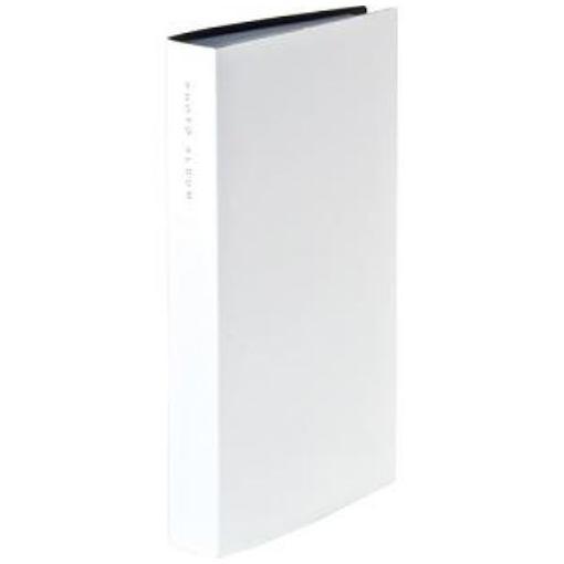 ナカバヤシ CTPL-300-W L判 人気商品 定番の人気シリーズPOINT ポイント 入荷 ホワイト 312枚収納 超透明ポケットアルバム
