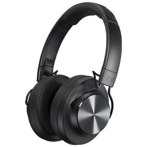 JVCケンウッド HA-SD70BT-B バンドポータブルヘッドホン ブラック